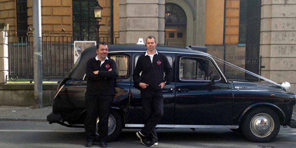 chaufförer londoncab